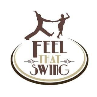 Logo della scuola di ballo Feel That Swing