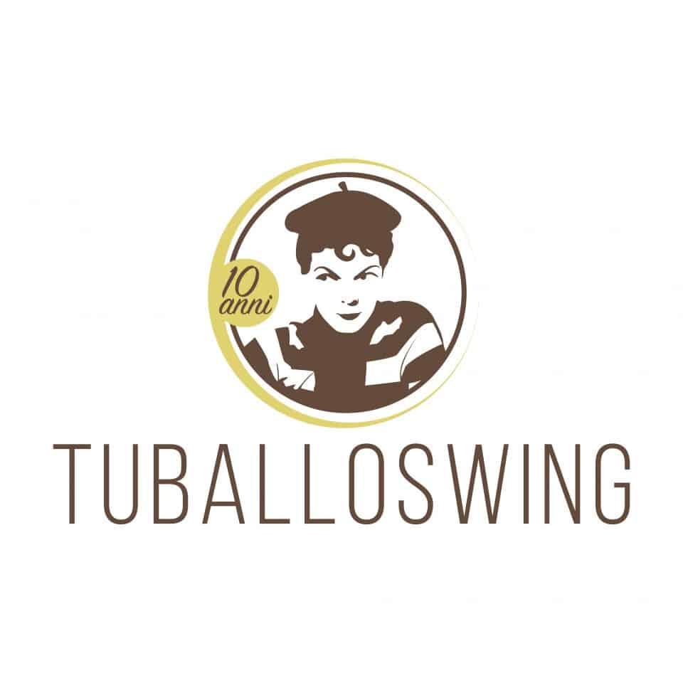 Logo di Tuballoswing. Lindy Hop Firenze Tuballoswing. Scuole di ballo Swing Firenze. Swing Fever