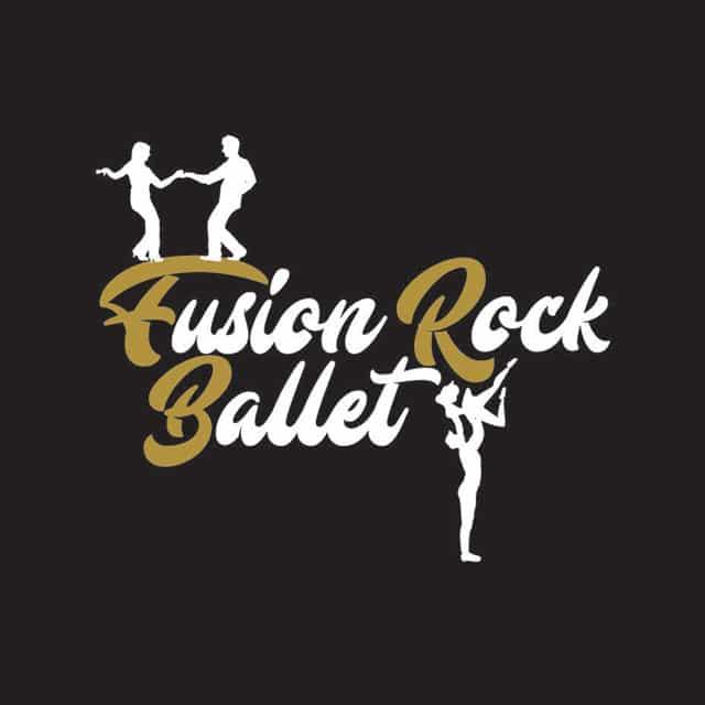 Logo di Fusion Rock Ballet. Boogie Woogie Venezia. Fusion Rock Ballet. Scuola Rock'n'Roll Venezia - Swing Fever