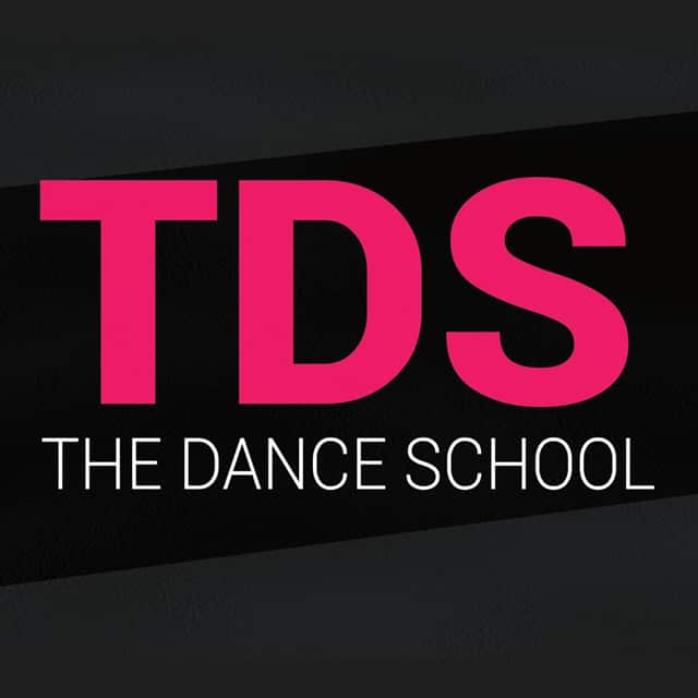 Logo di TDS The Dance School. Corsi Swing Varese. TDS The Dance School. Scuola ballo Swing Varese. Swing Fever