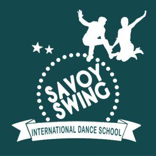 Logo della scuola di ballo Savoy Swing