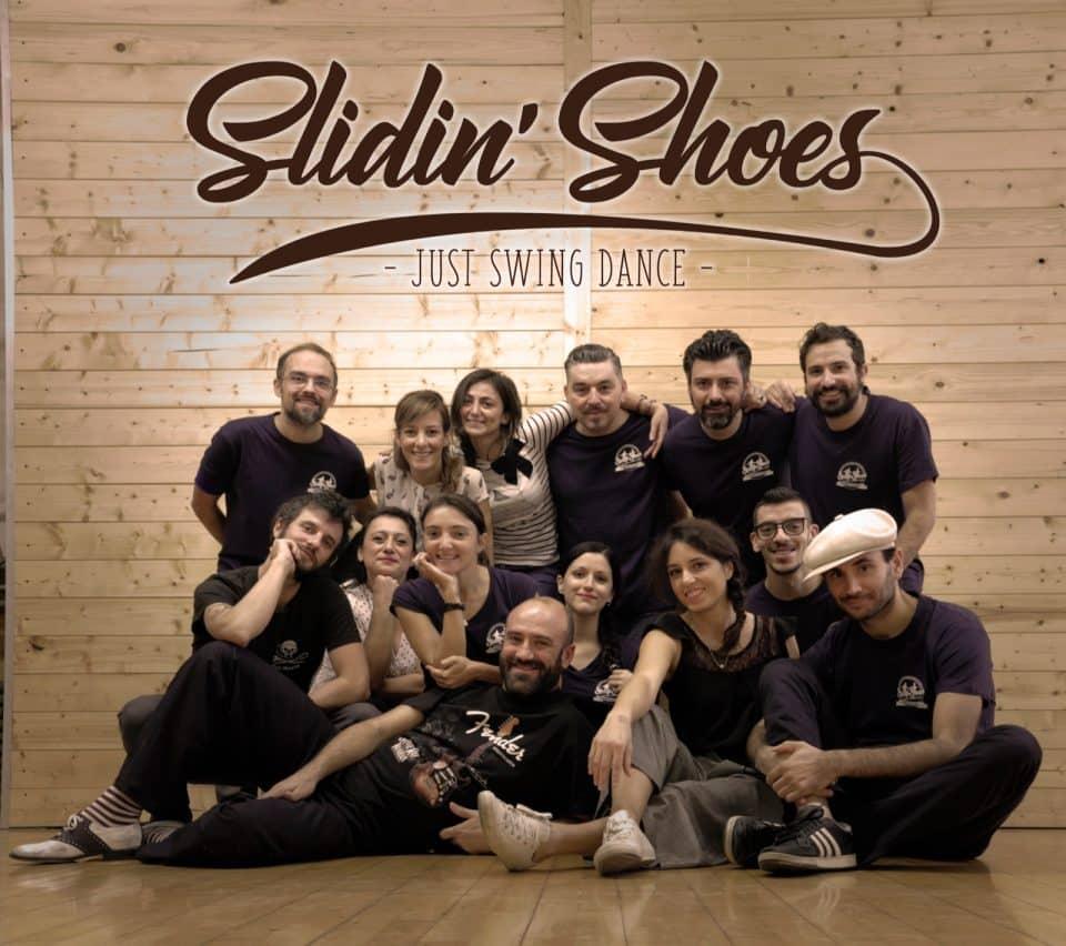 Foto di Slidin' Shoes Swing Dancers - Swing Genova
