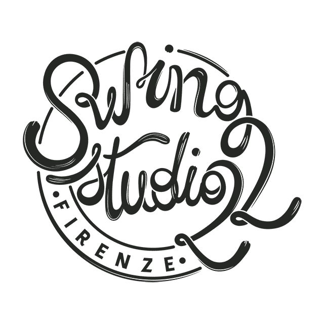 Logo di swing Studio 22. Lindy Hop Firenze. Swing Studio 22. Scuole di ballo Swing Firenze. Swing Fever