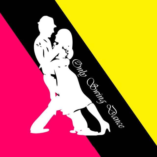 Logo di Only Swing Dance. Lindy Hop Bologna. Only Swing Dance. Corsi Swing Bologna - Swing Fever