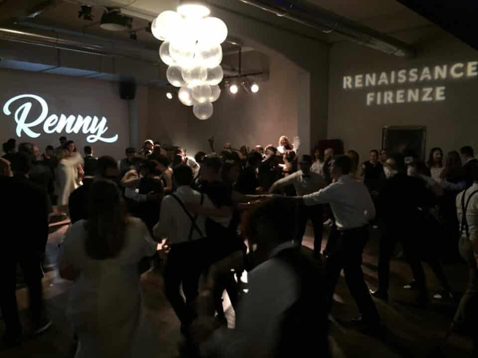 Foto di Renny Firenze - Swing Fever
