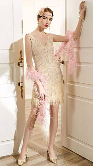 Abbigliamento anni '20 - Flapper style
