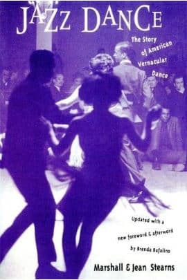 "Copertina del libro ""Jazz Dance"" - Marshall e Jean Stearn - Swing Fever"