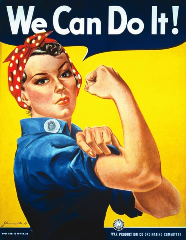 We Can Do it poster - Swing Fever