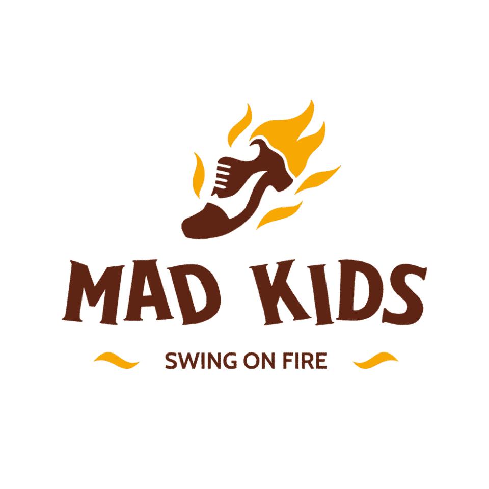 Logo di Mad Kids - Corsi swing Torino - Swing Fever